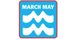 MARCH MAY
